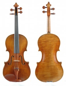 1995 Stradivarius copy by M. Fischer