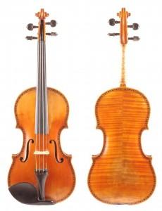 2000 copy - Nicolo Gagliano - Naples - 1777