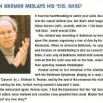 Gidon Kremer Strad Article