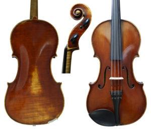 Jago Peternella Viola - Venice 1928