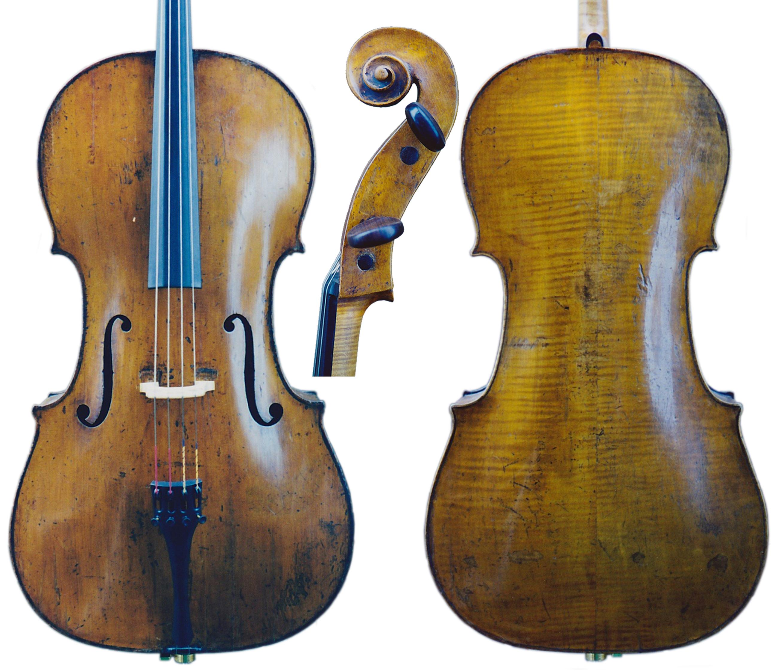 A Violin by Joseph Gagliano, Naples - Bishop Instruments & Bows